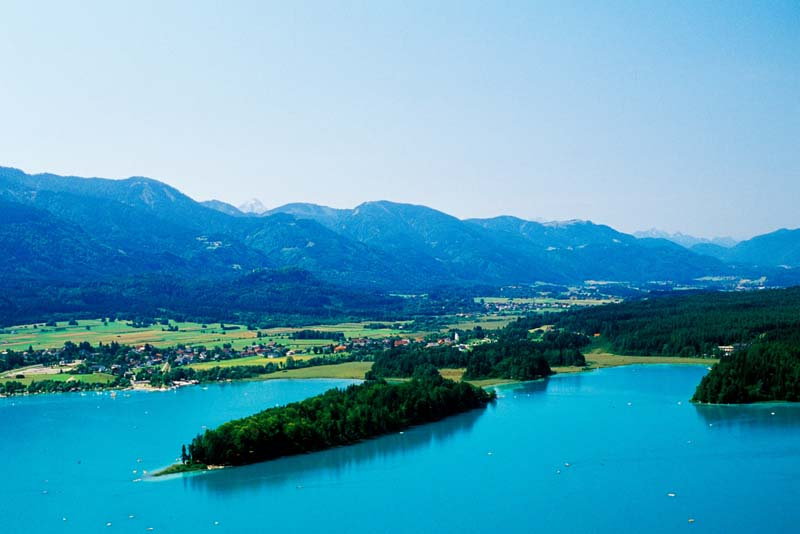Herbstaktivwochen am Faaker See im Süden von Kärnten