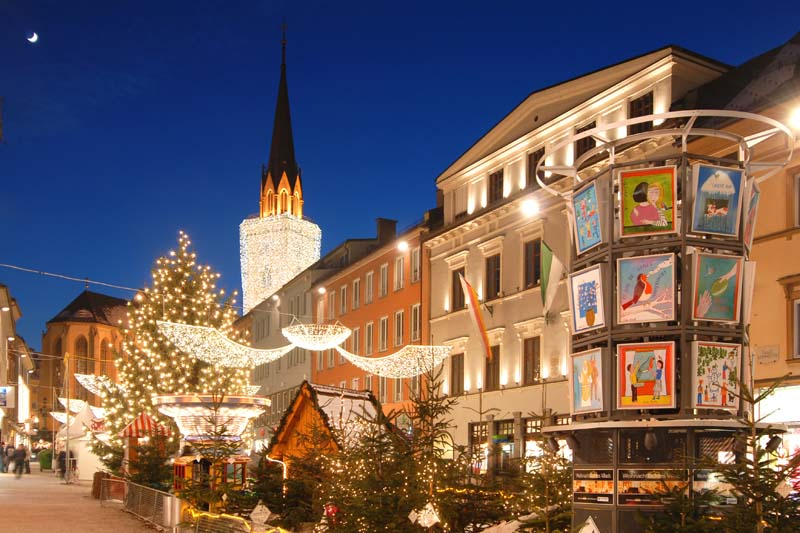 Post Thunbmail …am Christkindlmarkt in Villach
